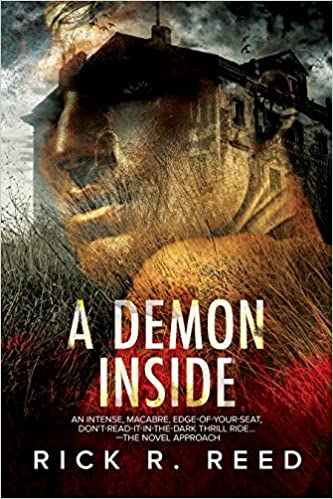 Release Day Review:  A Demon Inside by Rick R. Reed