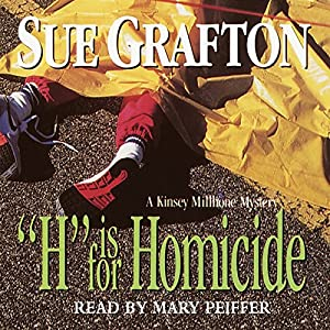 H is for Homicide Audiobook