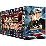 JAG (Judge Advocate General): The Complete Series [Import]by David James Elliott