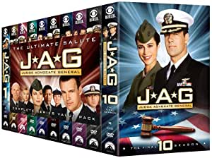 JAG: Judge Advocate General - The Complete Series