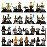 Lego Compatible Star Wars Mini Figure...