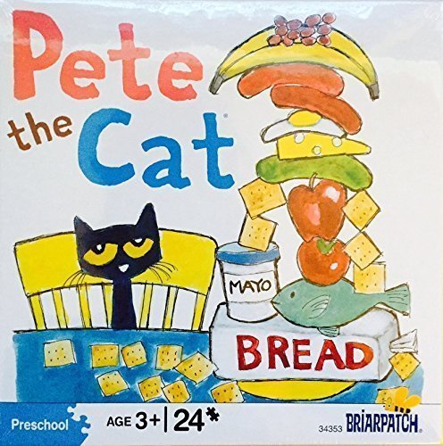 Pete the Cat / 24pc Puzzle 10x13
