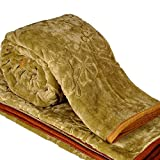 Repose Double Bed Mink Blanket Bed Sheet. 220*240 Cms.(Approx)