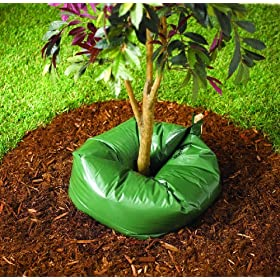 OOZE TUBE TREE WATERING TUBE 15 GALLON GREEN