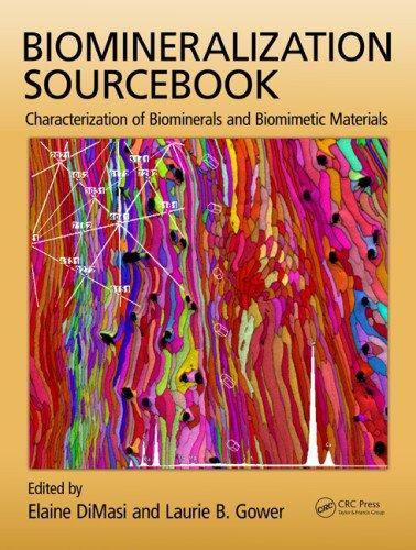 Biomineralization Sourcebook: Characterization Of Biominerals And Biomimetic Materials