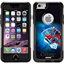 Superman - Ice Design design on a Black OtterBox® Commuter Series® Case for iPhone 6