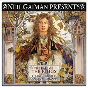 The Fall of the Kings Audiobook