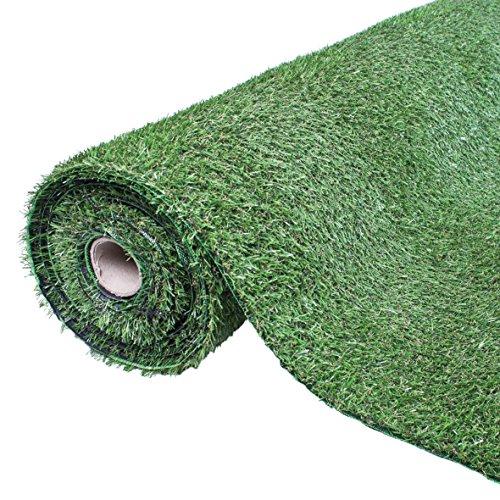 gardenkraft-26070-4-x-1-m-15-mm-kunstliche-gras-flor-rolle-grun