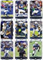 Indianapolis Colts 2014 Topps Complete Regular Issue 9 Card NFL Team Set Including Andrew Luck, Reggie Wayne and Others