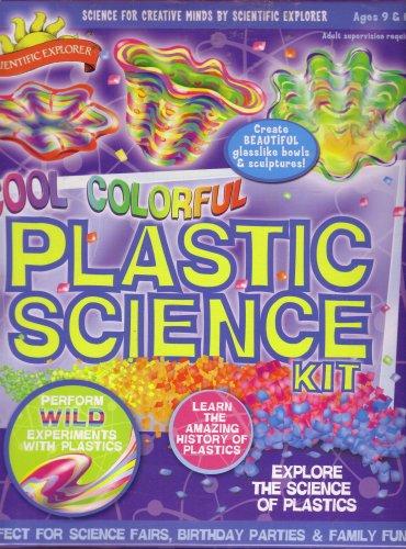 Cool Colorful Plastic Science - Buy Cool Colorful Plastic Science - Purchase Cool Colorful Plastic Science (Scientific Explorer, Toys & Games,Categories,Activities & Amusements)