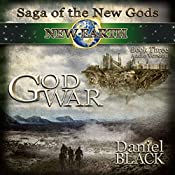 God War: Saga of the New Gods Book 3 | Daniel Black