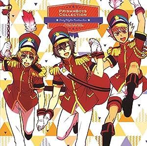 プリティーリズム・レインボーライブ プリズム☆ボーイズコレクション [CD+DVD]