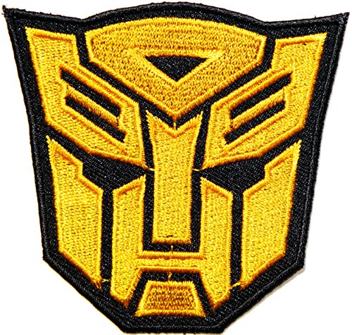 OPTIMUS Transformer Robot Superhero Super Heroes Marvel DC Cartoon Comic The Movie Logo Sign Symbol Badge Patch Sew Iron on Applique Embroidered Kid Baby Jacket T shirt Costume