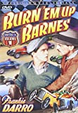 Burn Em Up Barnes Volumes One and Two (Complete Serial)
