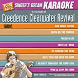 Various Artists Singer's Dream: Creedence Clearwater Karaoke
