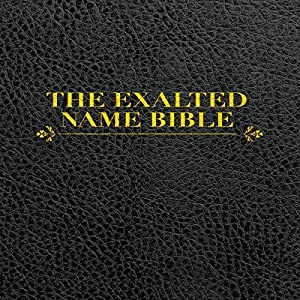 The Exalted Name Bible Audiobook