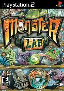 Monster Lab - PlayStation 2