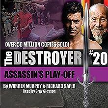Assassin's Play-Off Audiobook by Warren Murphy, Richard Sapir Narrated by Gray Gleason
