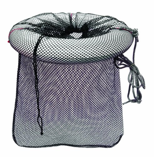Anglers Choice Basic Flo-Well Styrofoam Ring with Heavy Mesh Bag, 18-Inch