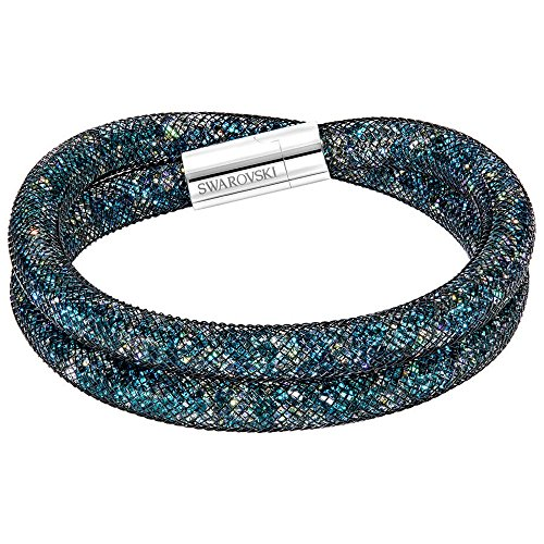 Swarovski Stardust Green Double Bracelet M 5189761