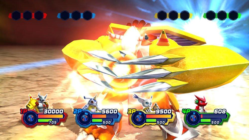 Digimon All Star Rumble Multilenguaje ESPAÑOL XBOX 360