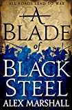 img - for A Blade of Black Steel (The Crimson Empire) book / textbook / text book