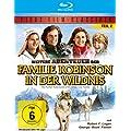 Weitere Abenteuer der Familie Robinson in der Wildnis - Teil 2 der Trilogie (Pidax Film-Klassiker) [Blu-ray]