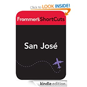 San Jose, Costa Rica: Frommer's ShortCuts: Frommer's Shortcuts Series, Book 319