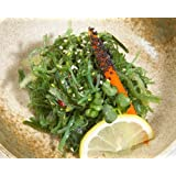 Frozen Original Seaweed Salad (Goma Wakame) - Six 6oz Packages by Azuma Foods