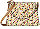 Snoogg gloss candy pattern Womens Carry Around Sling Bags