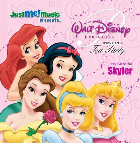 Disney Princess Tea Party: Skyler