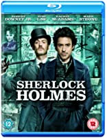 Sherlock Holmes (1 Disc) [Blu-ray] [2009] [Region Free]