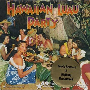 Click to buy Hawaiian Luau Partyfrom Amazon!