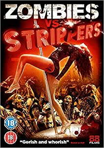 Zombies vs Strippers [DVD]