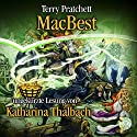 MacBest: Ein Scheibenwelt-Roman Audiobook by Terry Pratchett Narrated by Katharina Thalbach