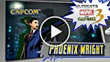Ultimate Marvel Vs Capcom 3 (Phoenix Wright)