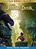 The Jungle Book (2016) (Plus Bonus Features)