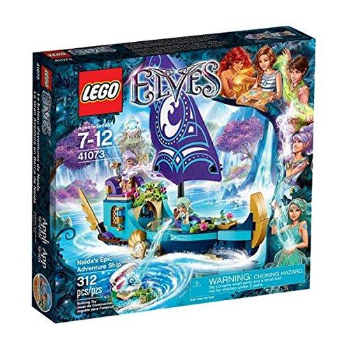 LEGO(R) Elves Naida's Epic Adventure Ship (41073)