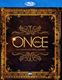 Once Upon A Time: The Complete First Season amd Bonus DVD [Blu-ray]