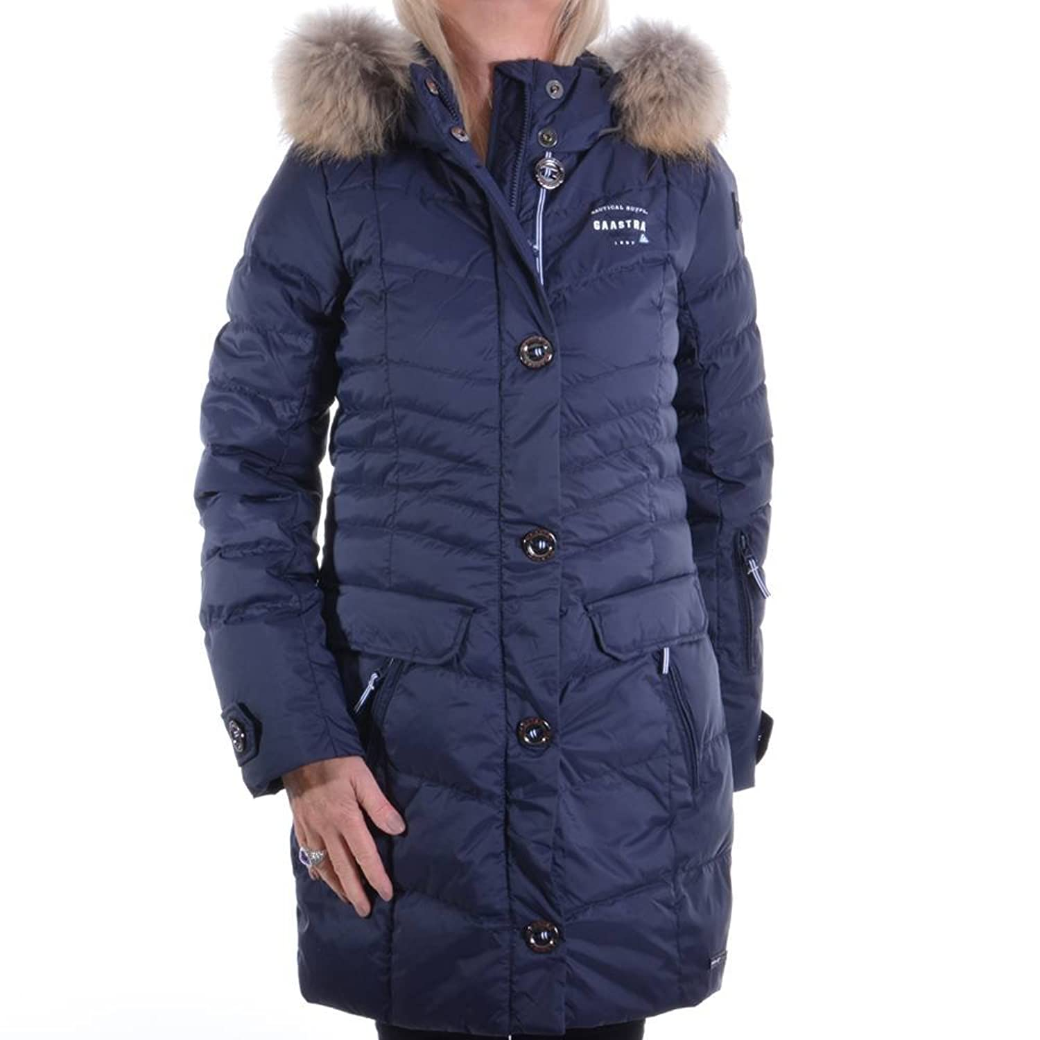 Gaastra Damen Daunen Mantel Ellington navy
