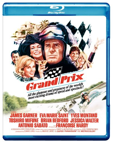 Cover art for  Grand Prix [Blu-ray]