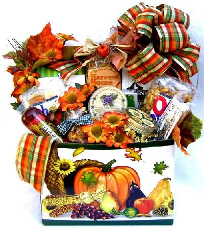 Fall Festival Gift Basket