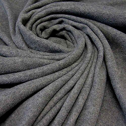 stoff-meterware-fleece-polar-fleece-weich-kuschelig-grau-kleiderstoff