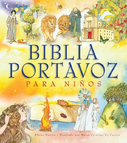 Biblia Portavoz Para Ninos