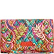 Vera Bradley All Wrapped Up Jewelry Roll (Paisley in Paradise)