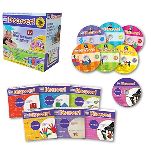 Your Child Can Discover! Deluxe Kit (Your Baby Can Read Deluxe compare prices)