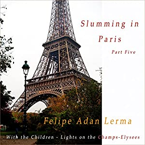 Lights on the Champs-Elysees Audiobook