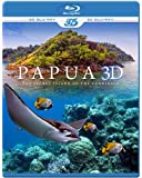 Papua 3D: The Secret Island of the Cannibals (Region Free) [Blu-ray 3D + Blu-ray]