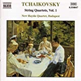 Tchaikovsky: String Quartets, Vol. 1