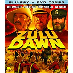 Zulu Dawn (Blu-ray / DVD Combo)